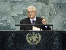 Abbas is choosing the wrong friends. Photo Courtesy of UN Photo/Marco Castro