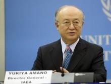 IAEA Director General Yukiya Amano. Photo Courtesy of UN Photo/Mark Garten.