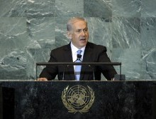 Netanyahu is vocal in challenging Iran nuclear deal. Illustrative. Photo Courtesy of UN-Photo/Marco Castro