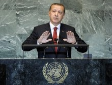 Is Turkish leader protesting too much? Illustrative. Photo Courtesy of UN Photo/Marco Castro