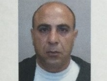 One of the Palestinian terrorists who plotted to bomb an Israeli wedding hall. Photo courtesy of the ISA